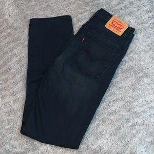 Boys Slim Levi Jeans